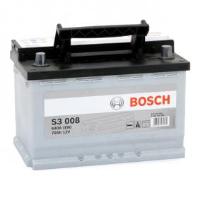 Beliebte Autobatterie BOSCH 0 092 S30 080 für VW CRAFTER 2.5 TDI 136 PS