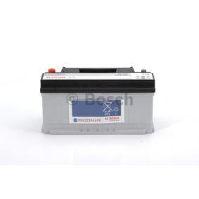 BOSCH Starterbatterie 93197903 für OPEL, CHEVROLET, VAUXHALL bestellen