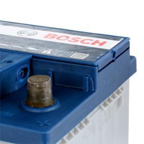 BOSCH Starterbatterie 0 092 S40 040