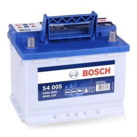 BOSCH 0 092 S40 050 Starterbatterie OEM - 1U2J10655C4A FORD, GEO günstig