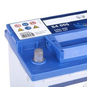 BOSCH Starterbatterie (0 092 S40 050) niedriger Preis