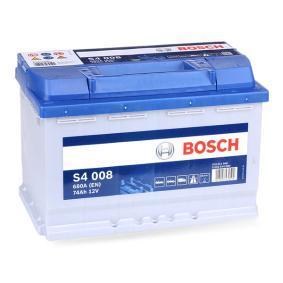 BOSCH Startovací baterie (0 092 S40 080)