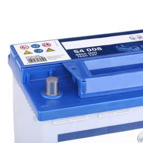 BOSCH Starterbatterie 0 092 S40 080