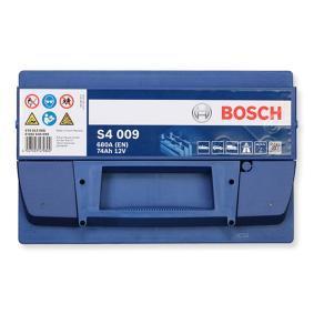 Starterbatterie BOSCH Art.No - 0 092 S40 090 OEM: 28800YZZBB für OPEL, TOYOTA, LEXUS, ROVER, WIESMANN kaufen