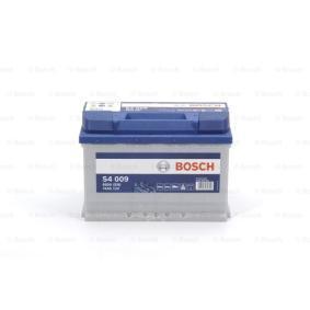 BOSCH Starterbatterie 28800YZZBB für OPEL, TOYOTA, LEXUS, ROVER, WIESMANN bestellen