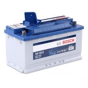 Batterie (0 092 S40 130) hertseller BOSCH für BMW 3 Touring (E91) ab Baujahr 12.2004, 163 PS Online-Shop