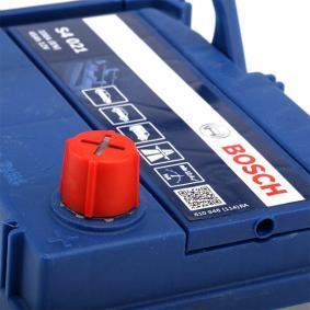 BOSCH Starterbatterie 0 092 S40 210