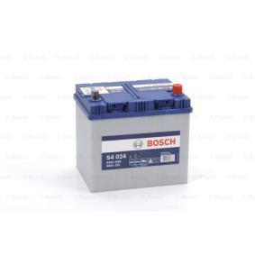 BOSCH 0 092 S40 240 Starterbatterie OEM - 2880015050 NISSAN, TOYOTA, LEXUS, WIESMANN günstig