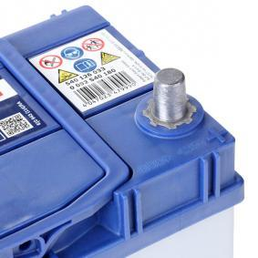 BOSCH Starterbatterie 0 092 S40 240