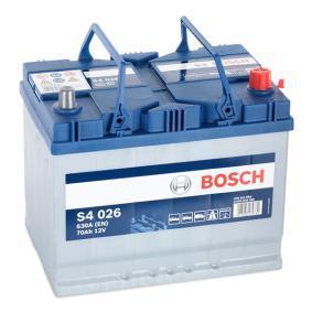 1060816 für FORD, Starterbatterie BOSCH (0 092 S40 260) Online-Shop