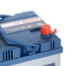 BOSCH Starterbatterie 0 092 S40 260