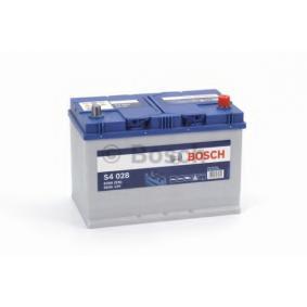 371102E200 für HYUNDAI, Starterbatterie BOSCH (0 092 S40 280) Online-Shop