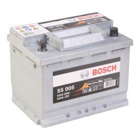 BOSCH Starterbatterie 61216927453 für VW, OPEL, BMW, AUDI, FORD bestellen