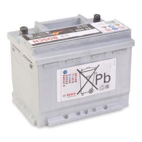 1U2J10655C4A für FORD, Starterbatterie BOSCH (0 092 S50 050) Online-Shop