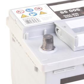 BOSCH 0 092 S50 050 Starterbatterie OEM - 1U2J10655C4A FORD, GEO günstig