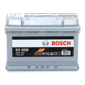 Octavia II Combi (1Z5) BOSCH Baterie 0 092 S50 080