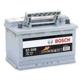 Baterie (0 092 S50 080) výrobce BOSCH pro SKODA Octavia II Combi (1Z5) rok výroby 06.2009, 105 HP Webový obchod