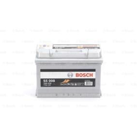 BOSCH Starterbatterie 0 092 S50 080