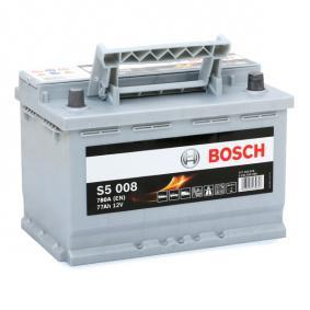 Batterie (0 092 S50 080) hertseller BOSCH für VW TOURAN (1T1, 1T2) ab Baujahr 12.2005, 170 PS Online-Shop