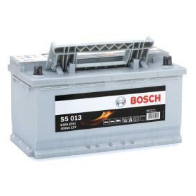 Batterie (0 092 S50 130) hertseller BOSCH für VW TOURAN (1T1, 1T2) ab Baujahr 02.2003, 136 PS Online-Shop