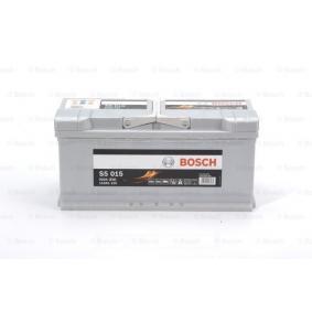 BOSCH 0 092 S50 150 Starterbatterie OEM - 61218376456 BMW günstig