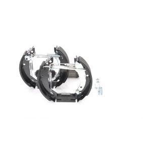 7701205312 für RENAULT, RENAULT TRUCKS, Bremsensatz, Trommelbremse BOSCH (0 204 114 504) Online-Shop