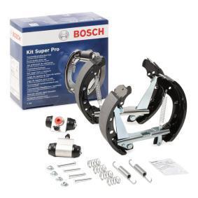 1H0685511AX für VW, AUDI, SKODA, SEAT, Bremsensatz, Trommelbremse BOSCH (0 204 114 579) Online-Shop