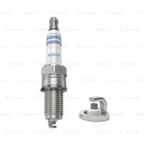 PUNTO (188) BOSCH Spark plug 0 242 135 515