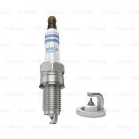 PANDA (169) BOSCH Shift valve, automatic transmission 0 242 140 514