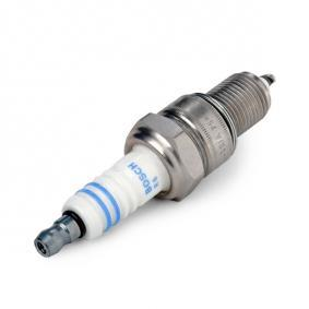 PUNTO (188) BOSCH Spark plug 0 242 140 519