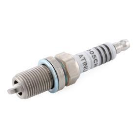 BOSCH 0 242 229 543 запалителна свещ OEM - BP0218110 MAZDA евтино