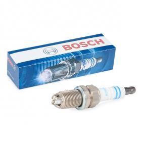 Candela accensione BOSCH Art.No - 0 242 229 648 OEM: 9195868 per FIAT, OPEL, NISSAN, CHEVROLET, DAEWOO comprare