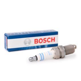 BOSCH Zapalovací svíčka Rozmer klice: 16mm, Rozmer klice: 16 0 242 235 666 originální kvality