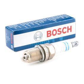 BOSCH 0 242 235 667 Spark Plug OEM - 1214009 GMC, OPEL, GENERAL MOTORS, PLYMOUTH, DIEDERICHS, SERCORE cheaply