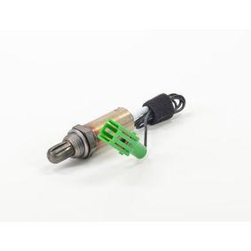BOSCH Lambda-Sonde 0 258 002 054 für AUDI 100 1.8 88 PS kaufen