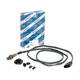 030906262A für VW, AUDI, SKODA, SEAT, LAMBORGHINI, Lambdasonde BOSCH (0 258 006 978) Online-Shop