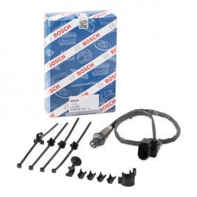 07D906262D für VW, AUDI, SKODA, SEAT, Lambdasonde BOSCH (0 258 007 357) Online-Shop