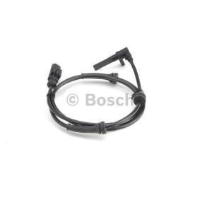 BOSCH Wheel speed sensor 0 265 007 610