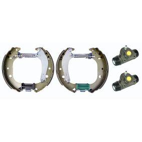 BREMBO Bremsensatz, Trommelbremse 7083041 für FIAT, ALFA ROMEO, LANCIA bestellen