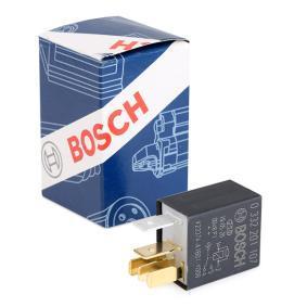 Golf V Хечбек (1K1) BOSCH Управляващ блок, време за подгряване 0 332 201 107