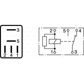 BOSCH VW GOLF Управляващ блок, време за подгряване (0 332 201 107)