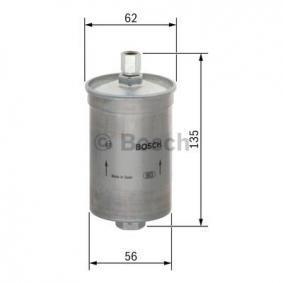 BOSCH Filtro carburante 0 450 905 021