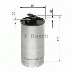 BOSCH Spritfilter (0 450 906 451)
