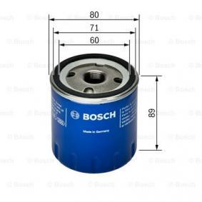 7700720978 für FORD, RENAULT, DACIA, CHRYSLER, FORD USA, Ölfilter BOSCH (0 451 103 299) Online-Shop