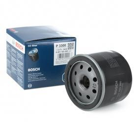 60621890 for FIAT, ALFA ROMEO, LANCIA, Oil Filter BOSCH (0 451 103 300) Online Shop