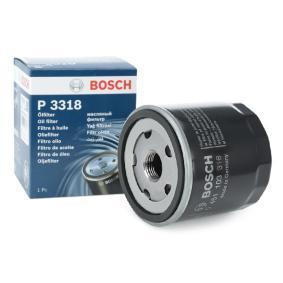 04E115561H für VW, AUDI, SKODA, SEAT, Ölfilter BOSCH (0 451 103 318) Online-Shop