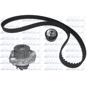 Water pump + timing belt kit (KD060) producer DOLZ for FIAT PANDA (169) year of manufacture 09/2003, 60 HP Online Shop