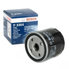7604770 for FIAT, ALFA ROMEO, IVECO, LANCIA, Oil Filter BOSCH (0 451 103 354) Online Shop