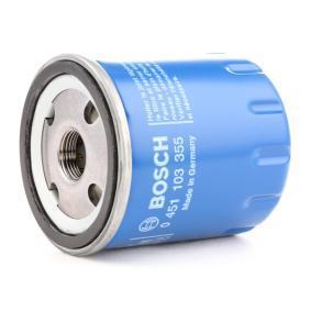 BOSCH PEUGEOT 407 Sistema de ventilación del cárter (0 451 103 355)