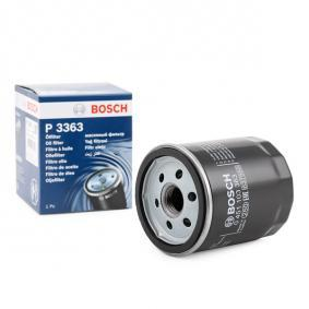 5 (CR19) BOSCH Oil filter 0 451 103 363